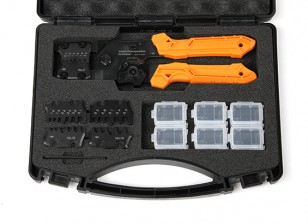 Engineer Inc PAD-02 Open Barrel Handy Crimping Tool Set