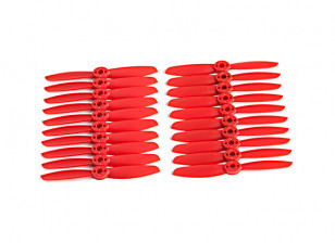 KingKong 4045 2-Blade Propellers Red (CW/CCW) (10 Pairs)