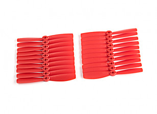 KingKong 5045 2-Blade Propellers Red (CW/CCW) (10 Pairs)