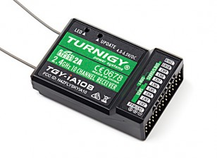 Turnigy iA10B Receiver 10CH 2.4G AFHDS 2A Telemetry Receiver w/PPM/SBUS