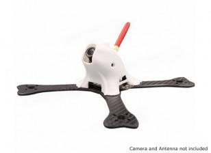 GEP-FX6 FlyFish FPV Drone Racing Frame (Kit)