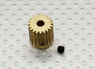 Pinion Gear 3.17mm/0.5M 20T (1pc)
