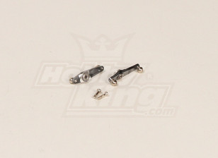 GT450PRO Flybar Control Arm Set