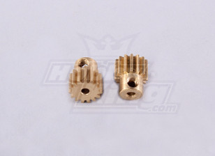 2 x Motor Pinion 2.0/15T - A2023T, A2029 and A2035