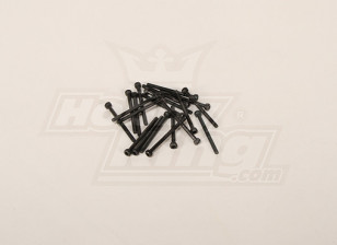 Screw Socket Head Hex M3x40 (20pcs)