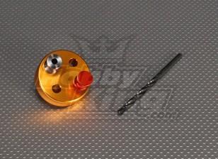 CNC Drilling Jig Set 4S (Drill 5.1mm) Gold