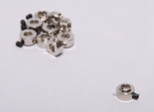 Landing Gear Wheel Stop Set Collar 6x5.1mm (10pcs)