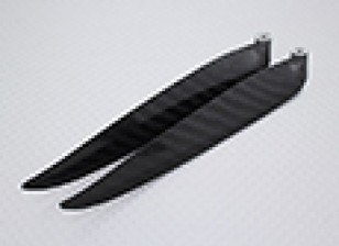 Folding Carbon Fiber Propeller 13x8 (1pc) (Excalibur Upgrade)