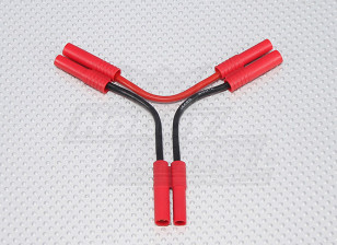HXT4mm Battery Harness 14AWG for 2 Packs in Series