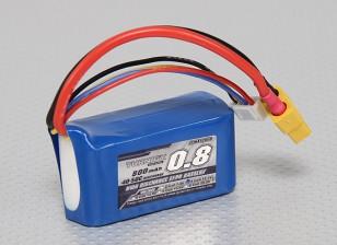 Turnigy 800mAh 3S 40C Lipo Pack