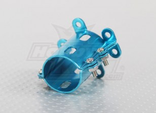 18mm Diameter Motor Mount - Clamp Style for Inrunner Motor