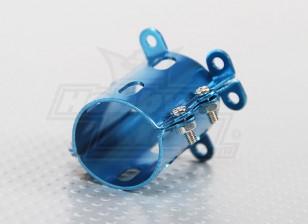 22mm Diameter Motor Mount - Clamp Style for Inrunner Motor
