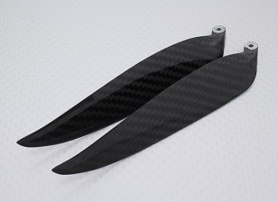 Folding Carbon Fiber Propeller 13x6.5 (1pc)
