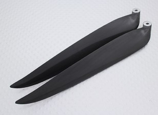 Folding Carbon Infused Propeller 13x8 Black (CCW) (1pc)
