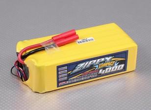 ZIPPY Compact 4000mAh 10S 25C Lipo Pack