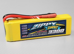 ZIPPY Compact 3300mAh 4S 35C Lipo Pack
