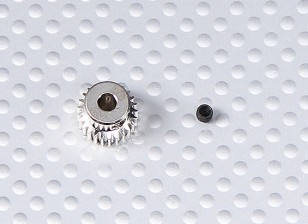 25T/3.175mm 64 Pitch Steel Pinion Gear