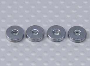 Motor Mount Spacer Stand Off 2mm (4pc)