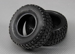 Tire 1/10 Turnigy 4WD Brushless Short Course Truck (2pcs/Bag)
