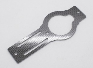 Trex/HK450 PRO 1.6mm Carbon Fiber Main Frame Bottom Plate