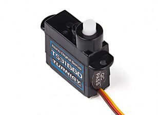 Turnigy™ T531-BBD High Speed Nano DS Coreless Servo 20T 0.5kg / 0.09Sec /  3.9g