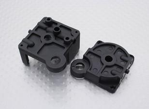 Transmission Bulkhead Set - 1/16 Turnigy 4WD Nitro Racing Buggy, A2040 and A3011