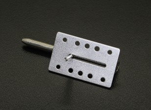 Aluminum Canopy Lock / Latch Spring Loaded
