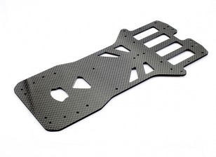 Carbon Fiber Chassis - 1/10 Turnigy GT-10X Pan Car