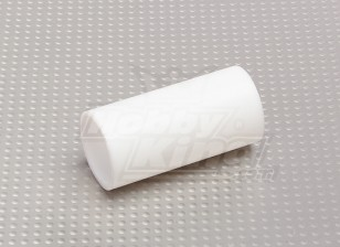 Teflon 25mm Muffler/Front pipe joiner no clips