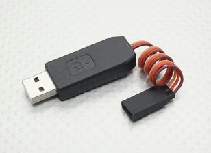 USB Programming Adapter for HobbyKing X-Car 120A & 60A ESC