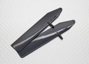 3D main blade, symmetrical airfoil, Counterweight for Ncpx