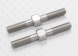 Turnbuckle link-stainless steel - A2038 & A3015