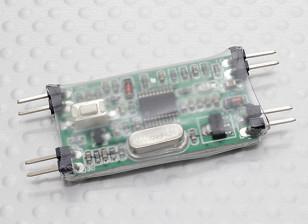 Super Simple Mini OSD System for FPV