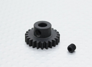 23T/5mm 32 Pitch Hardened Steel Pinion Gear