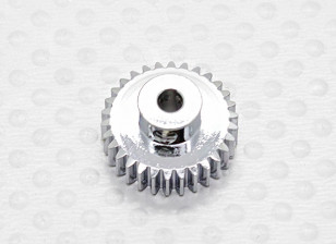 30T Pinion Gear - 1/10 Hobbyking Mission-D 4WD GTR Drift Car