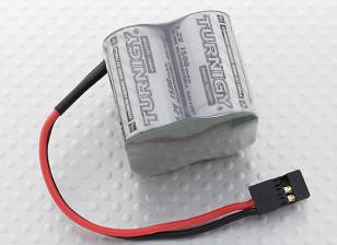 Turnigy Receiver Pack 2/3A 1500mAh 4.8v NiMH High Power Series