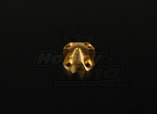 3D Spinner for 30cc Gas Engines 33mm Gold