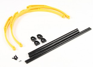 M200 Crab Leg Landing  Gear Set DIY (Yellow)