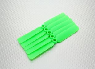 Hobbyking™ Propeller 4x2.5 Green (CCW) (5pcs)