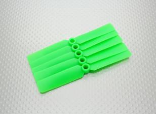 Hobbyking™ Propeller 4x2.5 Green (CW) (5pcs)