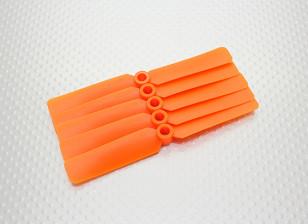 Hobbyking™ Propeller 4x2.5 Orange (CW) (5pcs)