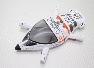 Upper body cover - Walkera QR W100S Wi-Fi FPV Micro Quadcopter