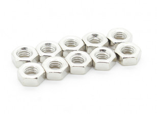 M3.5 Hex-Nuts (10pcs)