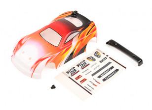 Polycarbonate Body Shell - Turnigy TZ4 AWD