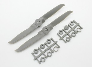 Turnigy High Speed  Propeller 5.5x5.5 Grey (CCW) (2pcs)