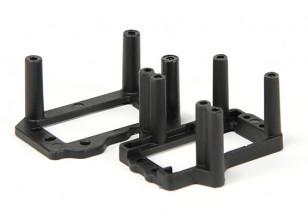 Servo mount set - Basher SaberTooth 1/8 Scale