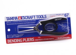 Tamiya Bending Pliers for Photo-Etched parts (1pc)