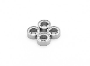 4x8x3 Ball Bearing - The Devil 1/10 4WD Drift Car (4pcs)