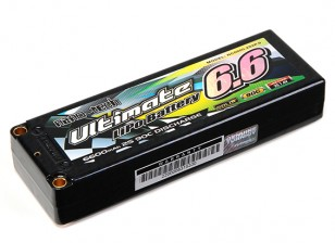Turnigy nano-tech Ultimate 6600mah 2S2P 90C Hardcase Lipo Pack (ROAR & BRCA Approved)