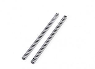 RJX X-TRON 500 Main Shaft # X500-61115 (2pcs)